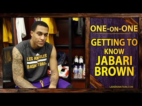 Lakers Nation Interview: Jabari Brown After Signing With Lakers