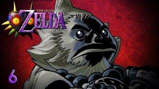 BEYOND THE GRAVE - Let's Play - The Legend of Zelda: Majora's Mask - 6 - Walkthrough Playthrough