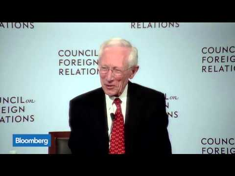 Stanley Fischer - Negative Rates Are Working More Than I Expected - 1 Feb 16  | Gazunda