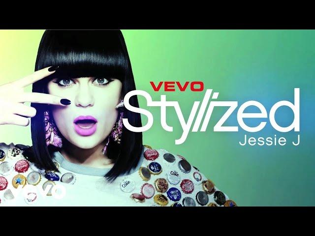 Jessie J - VEVO Stylized