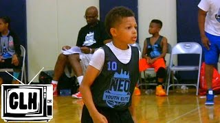 Incredible 3rd Grade Baller John Mobley Jr - NEO Youth Elite National Camp 2015
