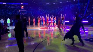 Knicks Half-Time Show with Fat Joe