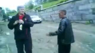 Russian Mafia - bloody fight for hood