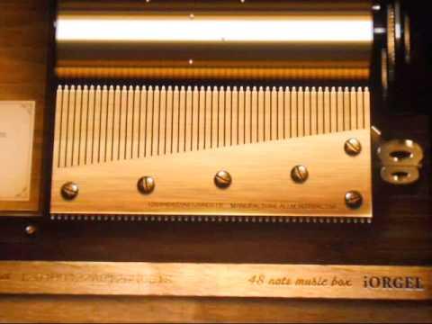 Elfen Lied-Lilium (music box) iOrgel version