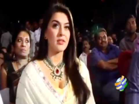 Arya Hansika Lip lock In 'Settai'