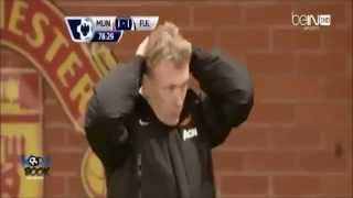 David Moyes - Roar Celebration!