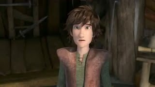 What If Hiccup Never Shot Toothless (HTTYD All Over Again) - Dragons Race To The Edge
