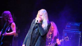 SAXON  - Sacrifice - Monsters of Rock Cruise 3/19/13 live concert
