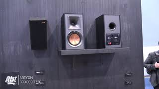 CES 2018 - Klipsch Reference Speakers