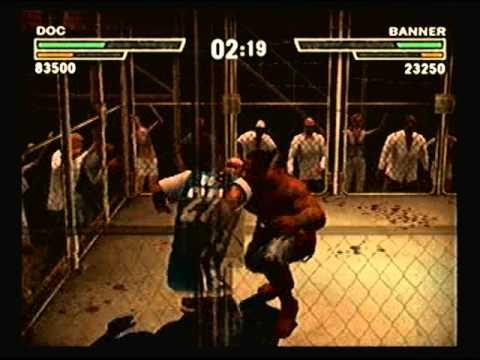 Def Jam Fight For Ny - Doc Vs David Banner (hard) video