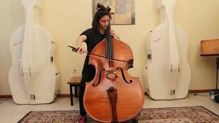 Bach Suite No. 2 Prelude