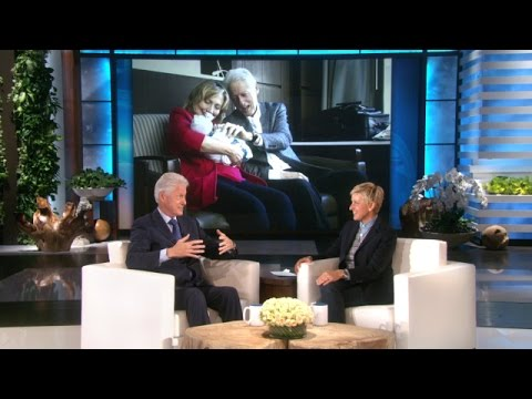 President Bill Clinton on Being a Grandfather