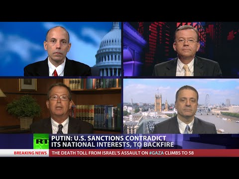 CrossTalk: Ukraine's Stalemate (pre-recorded)