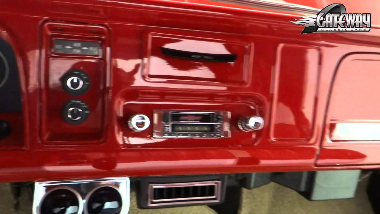 1964 Chevrolet C10 Truck 0046 Ndy Gateway Classic Cars