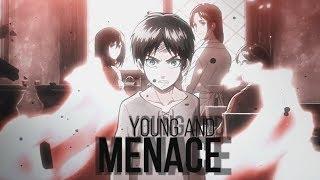 Shingeki No Kyojin [AMV] │ Young And Menace