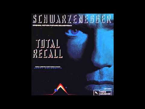 Jerry Goldsmith   Total Recall Suite