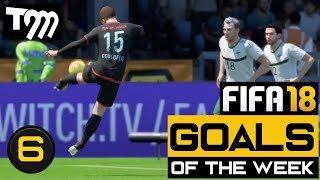 Fifa 18 - GOALS OF THE WEEK #6