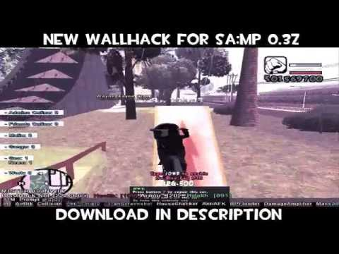 [SAMP 0.3z] - New WallHack-ESP.cs [Download Link] 2014 ● Axpi