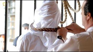 Hanging at Bodmin Jail in Cornwall