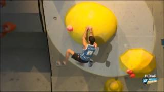 World Cup of climbing