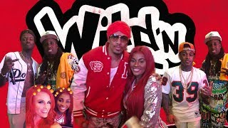 We Met The Whole Cast Of The Wild N Out Show- Lit vlog
