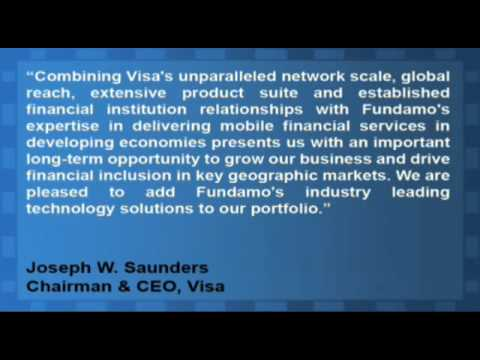 Visa Acquires South African Mobile Payments Company Fundamo for $110 Million