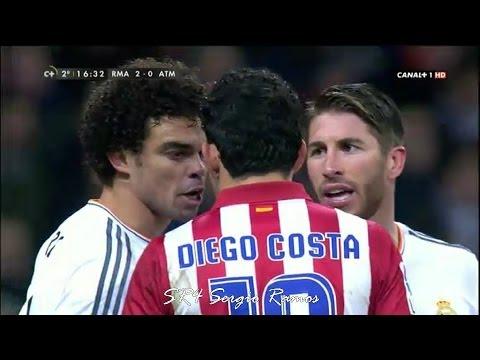 Sergio Ramos - Hurricane - Skills & Fights 2014