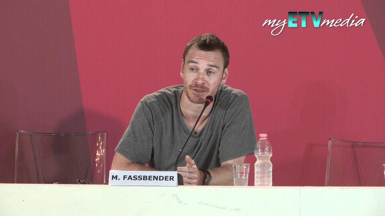 Michael Fassbender on ...