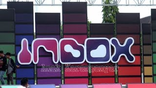 INBOX SCTV Persiapan LIVE di Alun-Alun Karanganyar Jateng 15 Juli 2017