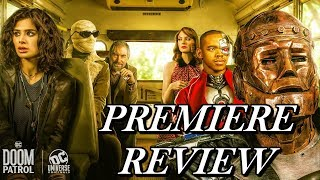 Doom Patrol Series Premiere Review (Spoiler-Free)