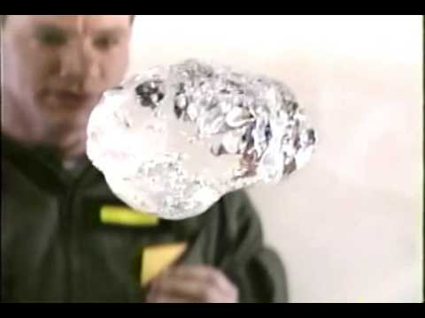 NASA Water Balloons in Zero G (High Quality)