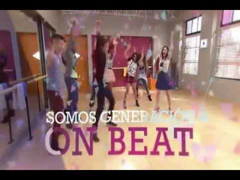 ¡¡Violetta2 - Nueva Temporada - Generacion On Beat!!