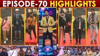 Bigg Boss Telugu Season 2 Episode 70 | Kaushal Vs Nani Vs Kaushal Army | #StarMaa