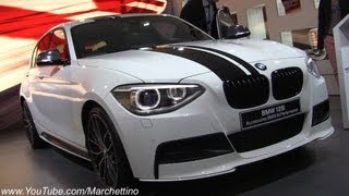 2012 BMW 125i M Performance Parts on Detail