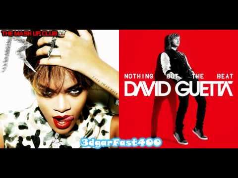 Rihanna Vs. David Guetta - Where Have You Been (where Them Girls At Remix) 3dgarfast400 Mashup video