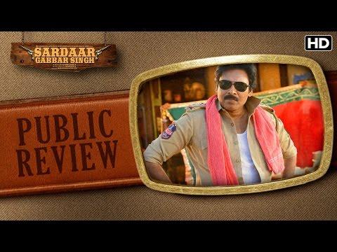 Sardaar Gabbar Singh | Public Review | Pawan Kalyan, Kajal Aggarwal | Devi Sri Prasad