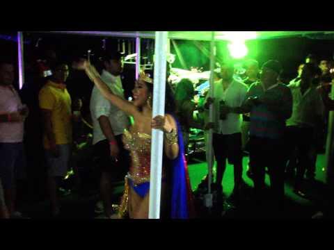 Super Ocean Party Daris Nicole 1era Calle Abajo Las Tablas Parte 1