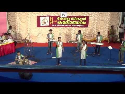 Ganamela,kerala School Kalolsavam video