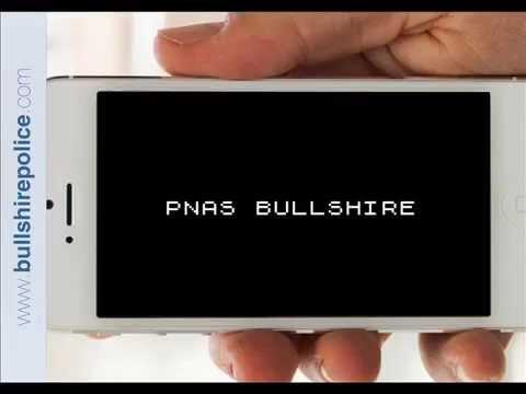 PNAS Bullshire - Smartphone App