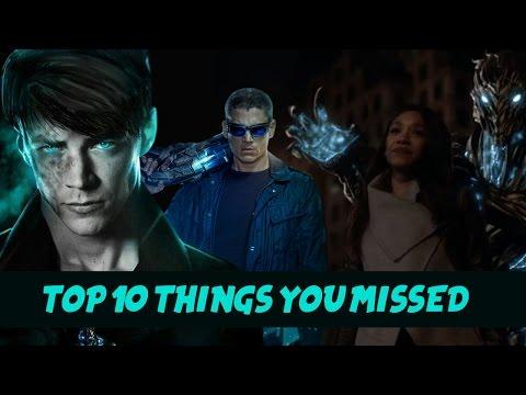 The Flash Season 3 Sizzle Reel | Top 10 Things you Missed