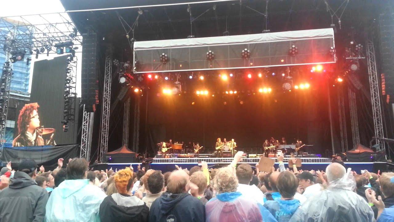 springsteen gothenburg 2012