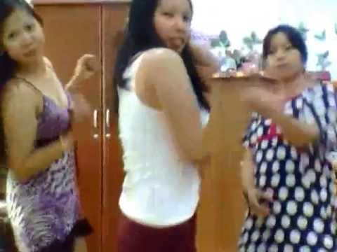 Pamulinawen (the Pasaway Rak Girls) video