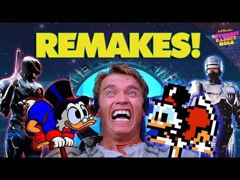 The History of Reboots: From HD Remakes to RoboCop! SCOTT BROMLEY'S INTERNET RABBIT HOLE