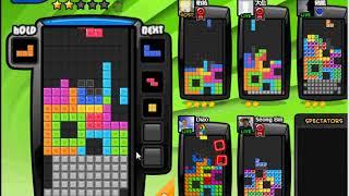 【Tetris Battle】曾經相惜(分帳)arena Ep6