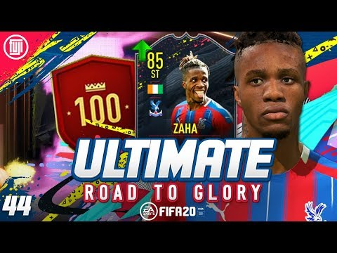 THIS IS AMAZING!!!! ULTIMATE RTG #44 - FIFA 20 Ultimate Team Road to Glory