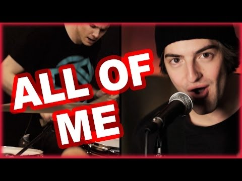 """John Legend """"All Of Me"""" (Dave Days Cover Feat. Phil J)"""