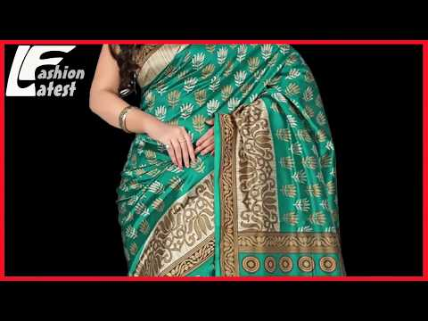 Mysore silk sarees channapatna, Latest Fashion, Saree Blouse Design