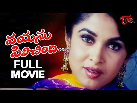 Vayasu Pilichindi - Full Length Telugu Movie - Ramya Krishnan - Sunil Rao video