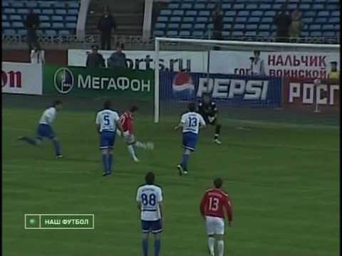 Спартак (Нч) - Динамо 1:0