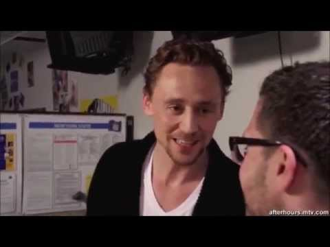 MTV After Hours With Tom Hiddleston + The Return Of Steve